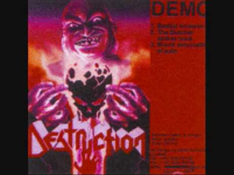 Destruction - Bestial Invasion (Demo Version