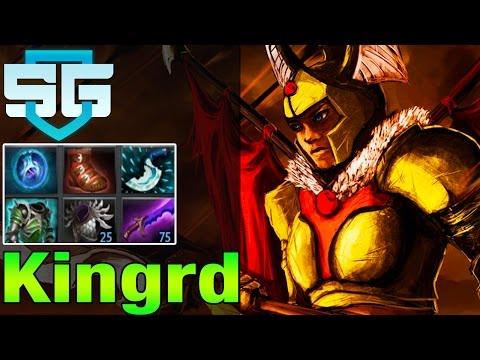 SG.kingrd 7,6k MMR Plays Legion Commander - Dota 2