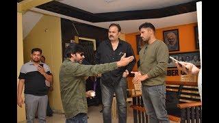 Allu Arjun Supports to Pawan Kalyan | Allu Arjun @Film Chamber  |#PawanKalyan #AlluArjun  #RamCharan