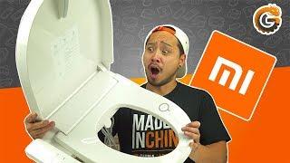 XIAOMI SMART MI Toilettensitz mit REINIGUNSFUNKTION? - Luxus Klobrille für ALLE !   China-Gadgets