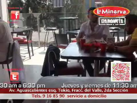 Tortas Ahogadas y Micheladas La Minerva