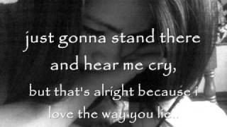 Eminem, Rihanna, Tupac & Jay-Z - Love the way you lie (M-Twist Remix) Lyrics