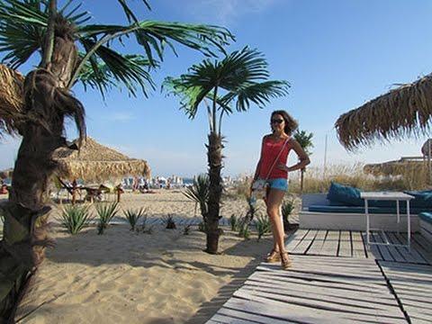 (Продолжение)Отпуск в Болгарии. Солнечный Берег. Bulgaria. Sunny Beach