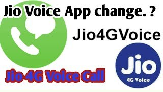 Jio 4G Voice Call New Features