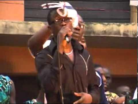 Sule Alao Malaika Alayeluwa- Small German In Agarawu video