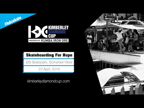 Skateboarding For Hope Supported By DC Shoes: Somerset West 2016