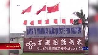 Việt Nam, bạn hàng khó tính của Trung Quốc (VOA)