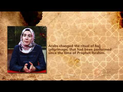 History of Islam: Pre-born: Arabian Peninsula and 'Jahiliyya' before Islam Last