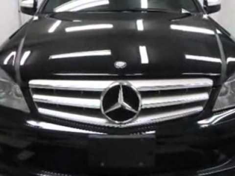 2008 Mercedes-Benz C-Class C300 4dr Sdn 3.0L Sport 4MATIC Sedan – Bedford, OH