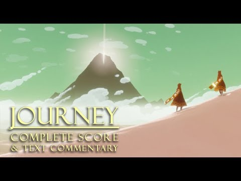 JOURNEY - Complete score with text commentary