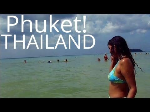 Tour of Phuket Island, Thailand: Beautiful Beaches & More