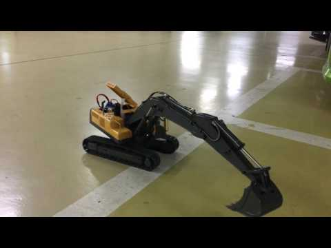 1/14 Scale Earth Digger 360L Hydraulic Excavator
