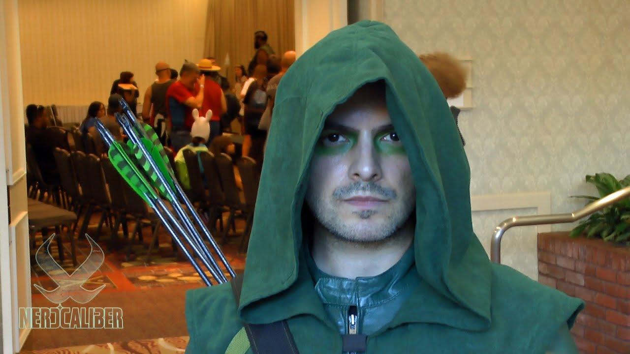 Green Arrow Costume Cosplay Arrow Green Arrow Cosplay at