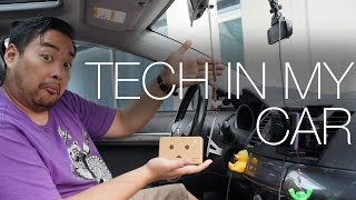 Car Tech Tour - What Tech Does Jack Have In His Car?
