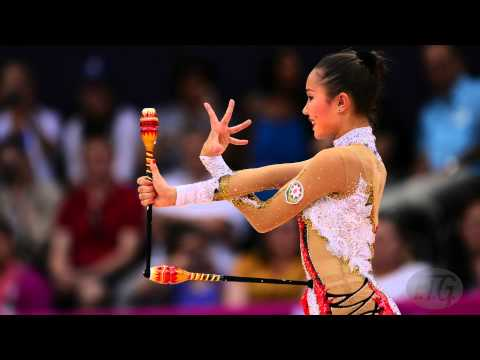 Slideshow : Rhythmic Gymnastics at London Olympics - We Are Gymnastics!