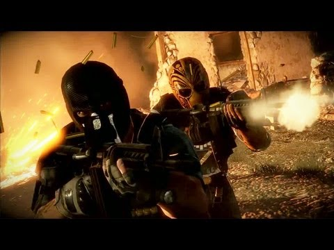 Army of Two The Devil's Cartel Trailer (Gamescom 2012)