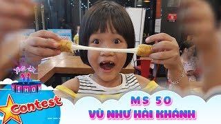 Biệt tài tí hon online | MS 50: Vũ Như Hải Khánh