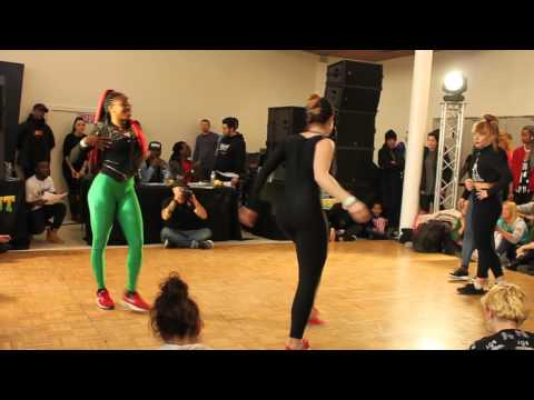 Juste Debout Dancehall Battles 1/4 final thumbnail