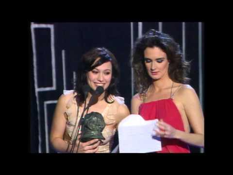 Geraldine Chaplin gana el Goya a Mejor Actriz de Reparto en 2003