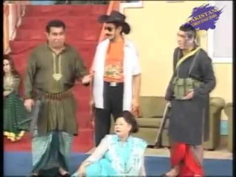 Punjabi Latest Stage drama, Nasir Chinyoti, Naseem Vicky, Khushbu, Zafri Khan, Nargis, Deedar thumbnail