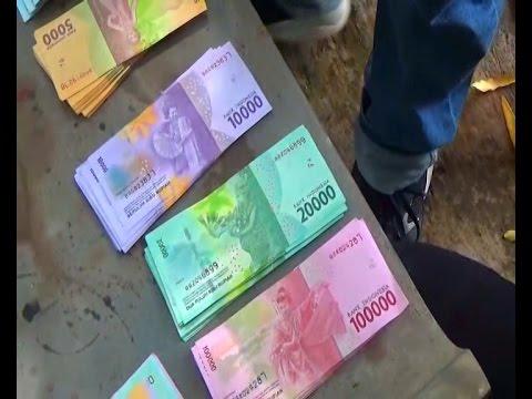 Uang Rupiah Baru Resmi Diluncurkan
