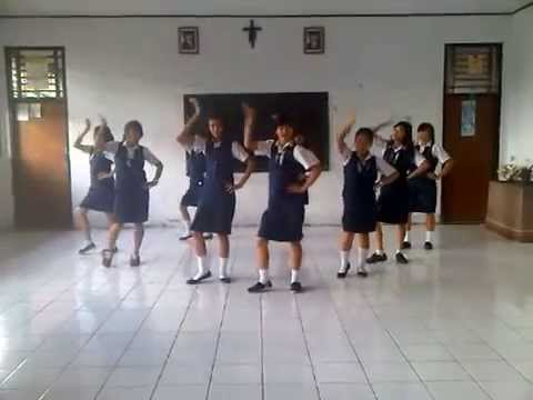 Cherrybelle - Dilema (dance Cover) video