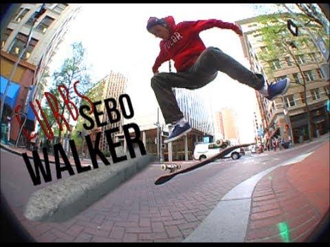 2 Curbs With Sebo Walker