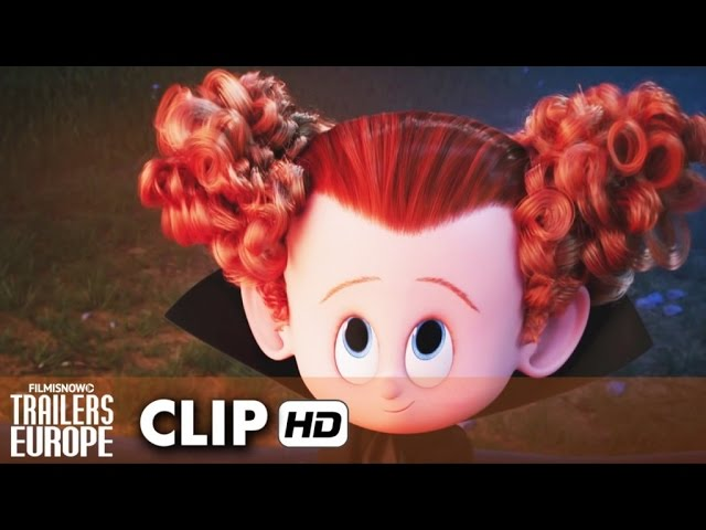 HOTEL TRANSILVANIA 2 Clip ¡Selfie Susto! (2015) HD
