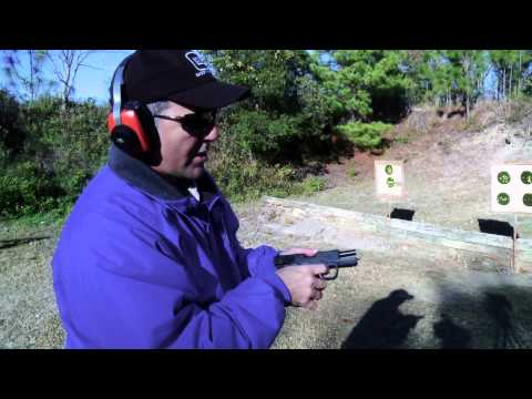 Bersa BP9CC Review Part II  Range testing Carry Concealed Show