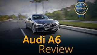 2019 Audi A6  - Review & Road Test