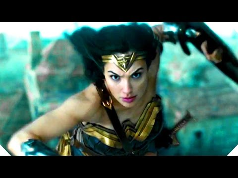 WONDER WOMAN Diana TRAILER (2017) Superhero Movie
