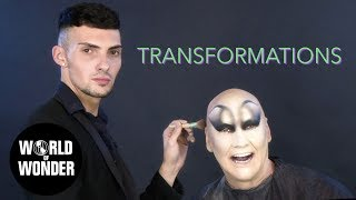Transformations with James St. James: Drü Holiday