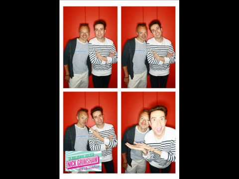 Graham Norton on the Radio 1 Breakfast Show