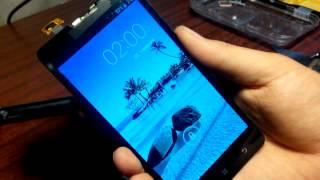 Замена дисплея на Lenovo P780