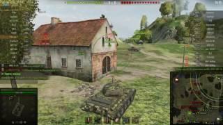 World Of Tanks T 54 обр 1 ПРЕМ ТАНК ст тест обзор гайд