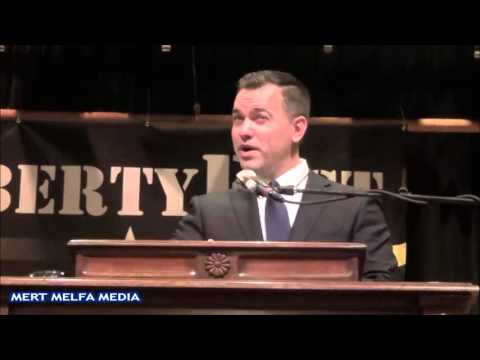 "Austin Petersen's LibertyFest NYC Speech ""Should Libertarians Learn To Fight?"""
