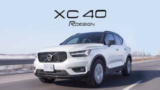 2019 Volvo XC40 Review - Made For Millennials