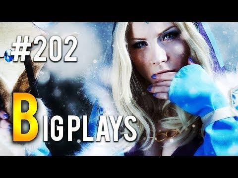 Dota 2 - Big Plays Moments - Ep. 202