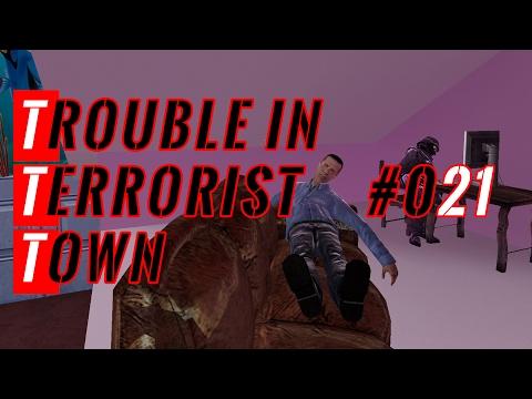 Im Puppenhaus rasten die Puppen aus #021 - TTT / Trouble in Terrorist Town