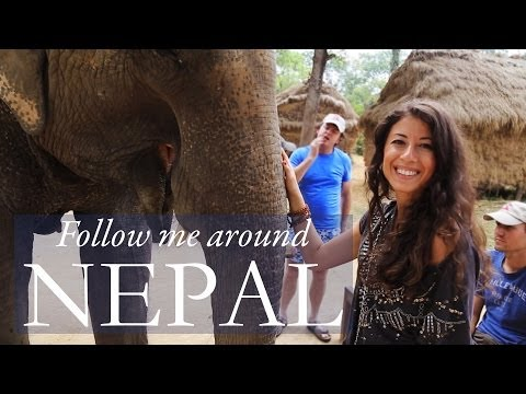 Follow Me Around Nepal