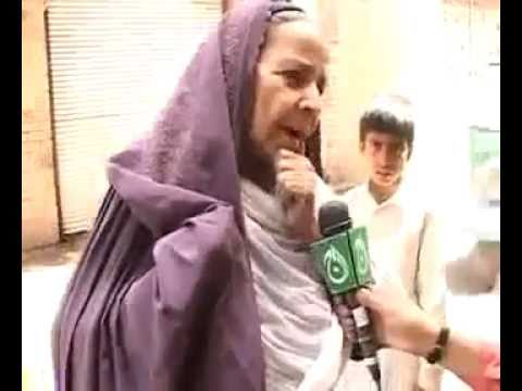 Dabang Lady of  Kachi Mahallah Peshawar Must Watch Very Funny...