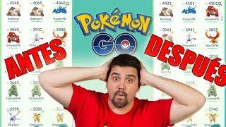 ¡NUEVOS PUNTOS de COMBATE PC y SALUD PS con la llegada de 4 GENERACIÓN en Pokémon GO! [Keibron]