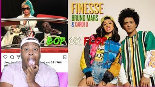 """Download Lagu BRUNO MARS FT CARDI B """"FINESSE"""" & """"SHE'S FOR KEEPS"""" VIDEO DROPED!? (SHADY?)
