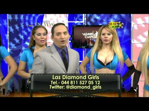 Las diamonds girls SEXYS ( DESCUIDO KARINA )