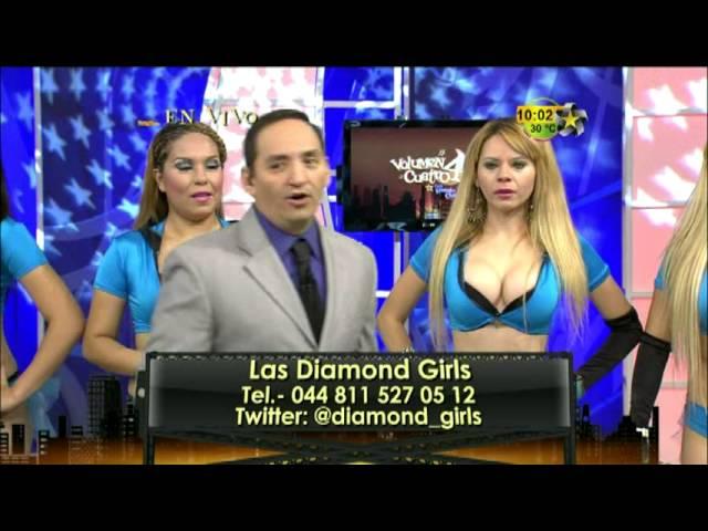 Las diamonds girls SEXYS ( DESCUIDO KARINA )