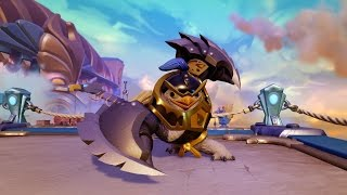 Skylanders: Imaginators - King Pen Press Gameplay