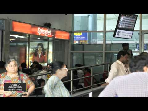 Panic Grips SpiceJet's 5,300 Employees - TOI