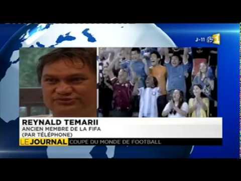 Mis en cause par le Sunday Times suite à l'attribution controversée du Mondial 2022 au Qatar, Reyn
