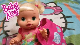 BABY ALIVE Day Out with Mommy Unboxing!  Kohl's Exclusive