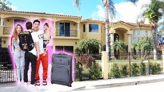 MOVING INTO THE ACE FAMILY'S HOUSE!! (MY SECRET SURPRISE)